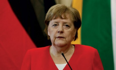 Angela Merkel se met en quarantaine