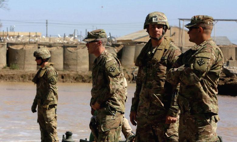 Les 22 attaques contre des intérêts américains en Irak, depuis la fin octobre, n'ont jamais été revendiquées. Ph. AFP.