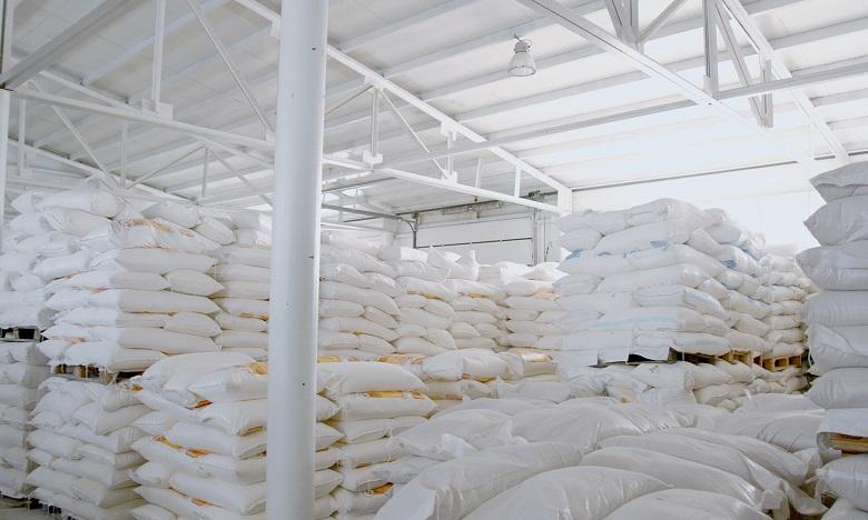 Lutte contre le Coronavirus: La FNM fait don de 50.000 quintaux de farines et semoules