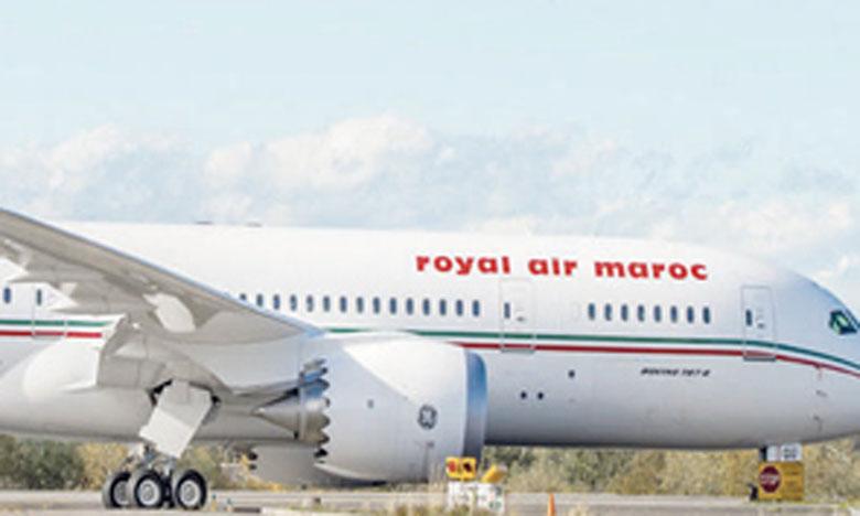 RAM suspend ses vols avec l'Italie
