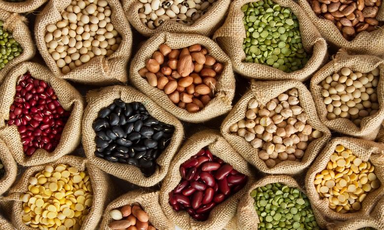 Suspension des droits de douanes sur des légumineuses et le blé dur à partir du 1er avril