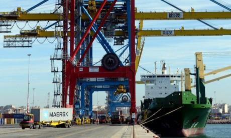 Port de Casablanca: progression de 3,2% de l'activité à fin février
