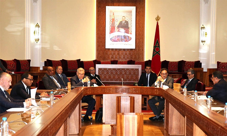 Les deux Chambres du Parlement adoptent en commission le projet de décret-loi sur les dispositions relatives à l'état d'urgence sanitaire