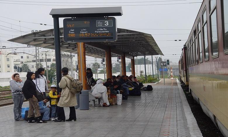 ONCF: La circulation des trains suspendue dès mardi