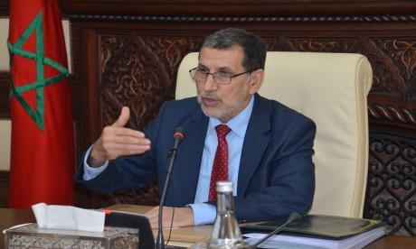 El Othmani: Le Maroc a pris plus de 350 mesures pour faire face à la pandémie