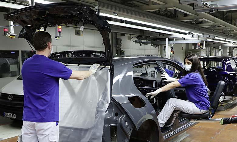 Volkswagen soutient ses 40.000 fournisseurs