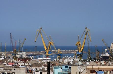 Hausse du trafic commercial dans les ports au 21 avril malgré le pandémie