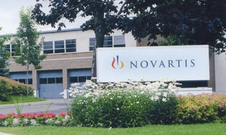 Croissance à deux chiffres pour le bénéfice net de Novartis au 1er trimestre