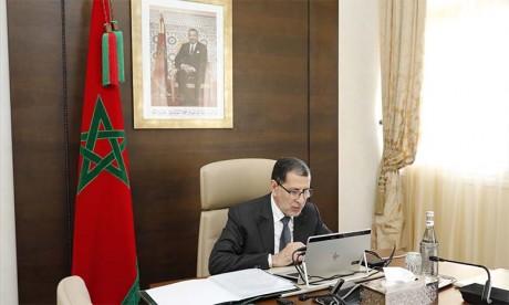 Le Conseil de gouvernement adopte un projet de décret prorogeant l'état d'urgence sanitaire sur l'ensemble du territoire national