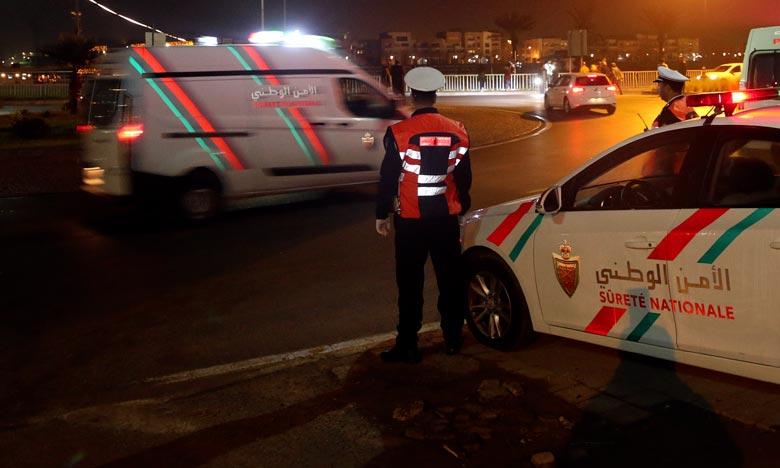 Urgence sanitaire: Suspension provisoire d'un commissaire de police à Rabat