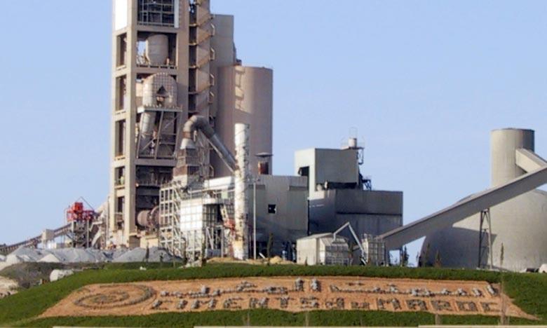 Les livraisons de ciment baissent de 28,74% en mars