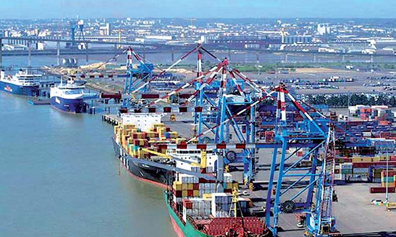 Point de passage: Les officiers de santé  mobilisés pour le contrôle des activités d'import-export