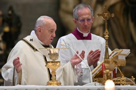 Coronavirus: le pape propose d'annuler la dette des pays pauvres