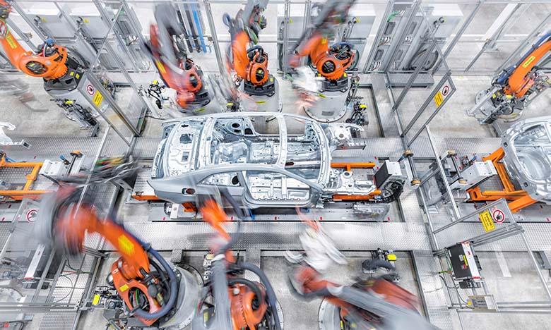 Passez du temps en visitant les usines Audi