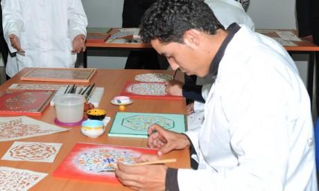 Formation professionnelle : des filières dans l'artisanat en projet chez l'OFPPT