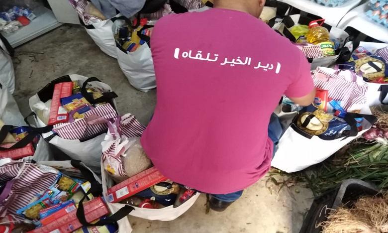 Inwi au chevet de 2.000 familles en situation de précarité économique