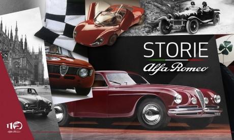 Une web-série qui raconte l'histoire d'Alfa Romeo