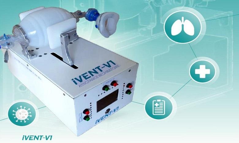 Des chercheurs marocains, portugais et brésiliens développent un respirateur mécanique intelligent