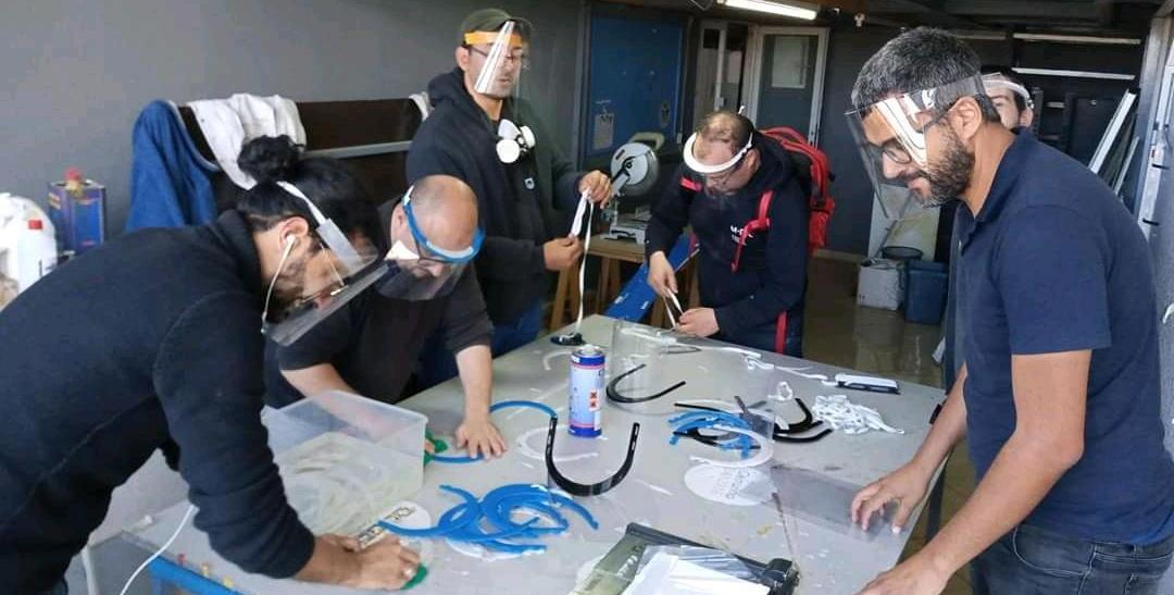 Frigal, un écosystème d'innovation mobilisé pour lutter contre la pandémie