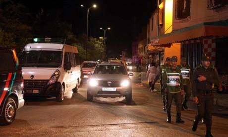 Violation de l'état d'urgence sanitaire : 3.277 personnes interpellées en 24h