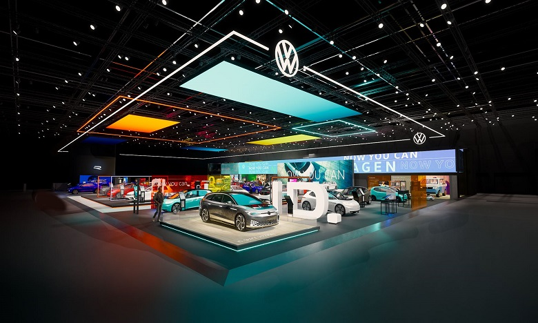 Innovation : Volkswagen présente son premier Salon virtuel de l'automobile