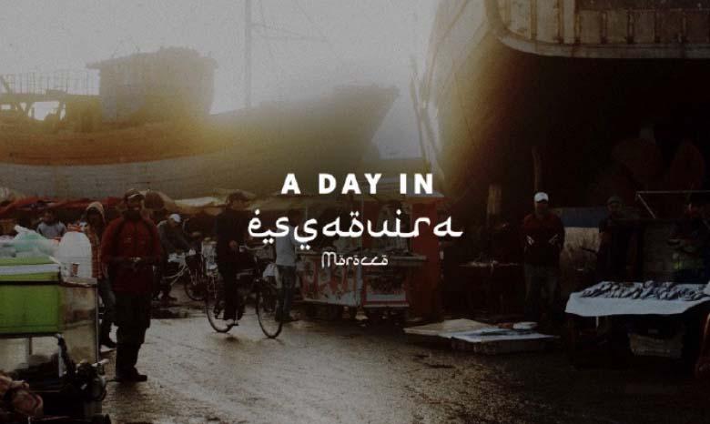 Parallells, et Maâlem Omar Hayat sortent «A day in Essaouira»