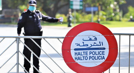 Violation de l'état d'urgence sanitaire : 2.940 personnes interpellées en 24h