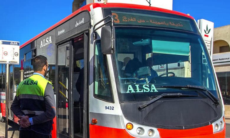 Déploiement de la flotte provisoire des autobus :  Haro sur les incivilités !