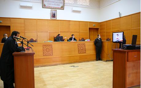 Covid-19 : Un dispositif des procès à distance lancé à Oujda
