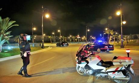 Couvre-feu nocturne : Voici la liste des cas d'exception