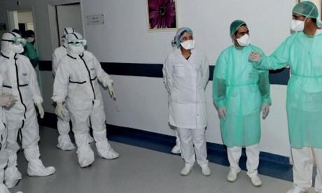 Les infirmiers, ces héros de la lutte contre le coronavirus