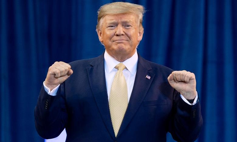 Trump suspend la contribution américaine à l'OMS