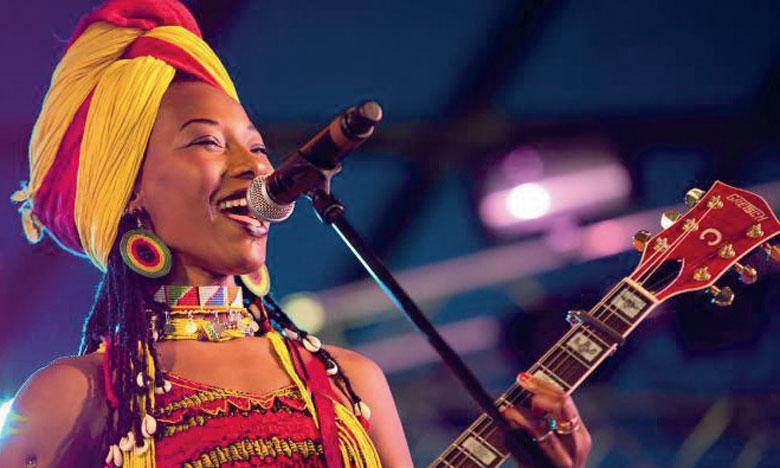 La deuxième édition est ouverte aux artistes africains