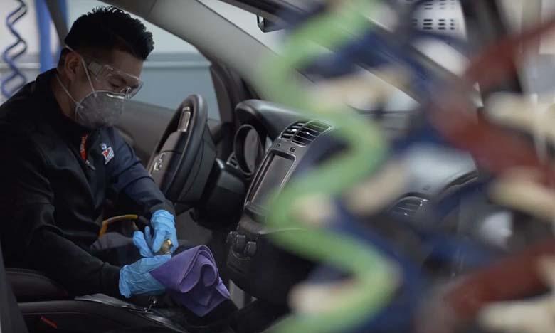 Comment nettoyer, assainir et désinfecter votre véhicule