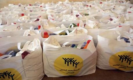 7.650 familles bénéficiaires de l'opération «Ramadan 1441»