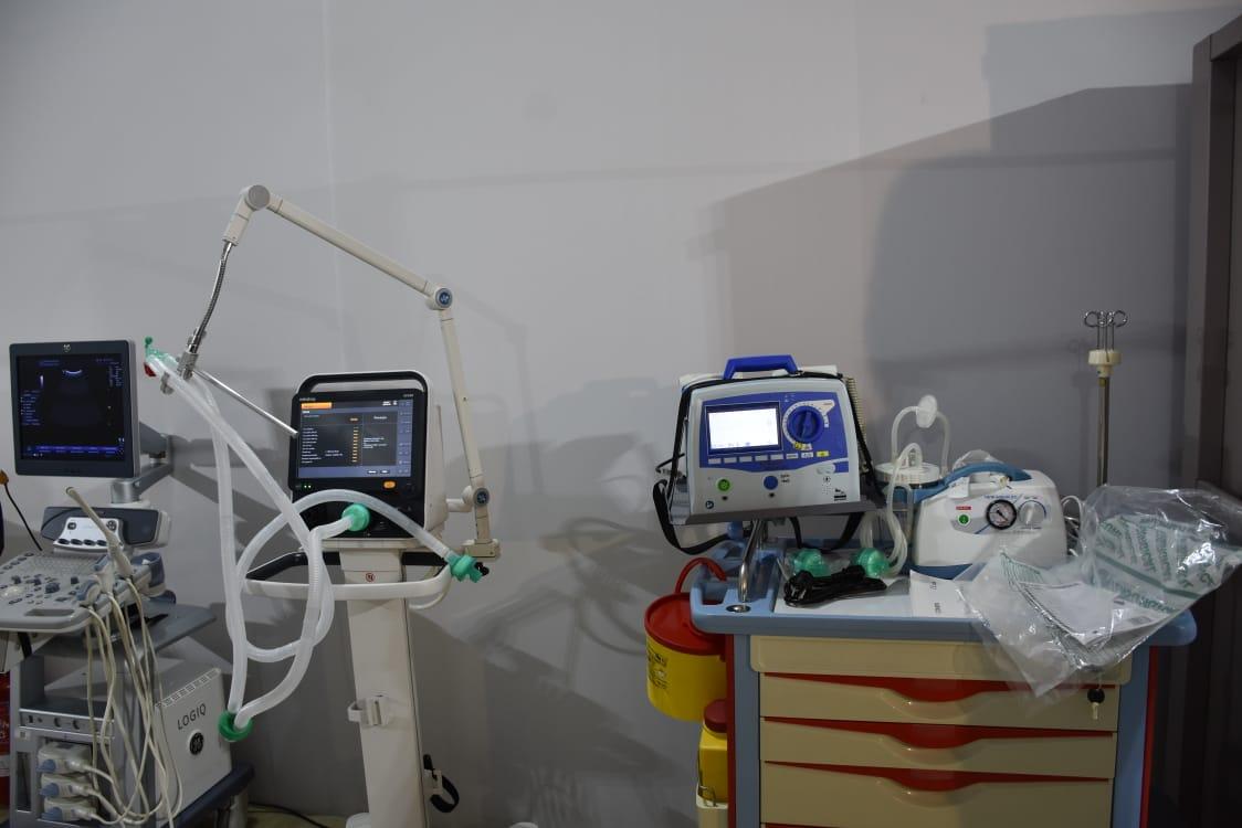 L'UM6SS et ses structures de soins se mobilisent à plusieurs fronts pour la gestion de la crise du Covid-19