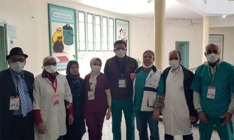 Coronavirus : Derrière les portes de l'hôpital Sidi Saïd de Meknès