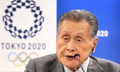 Yoshiri Mori : «Les Jeux seront annulés si la pandémie n'est pas contenue d'ici 2021»