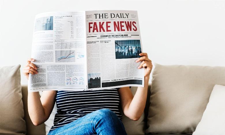 Une journaliste marocaine lance une campagne contre les fakes news