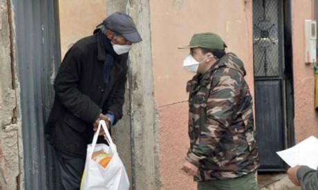 Opération Ramadan : 5.169 kits alimentaires pour les déshérités de la province
