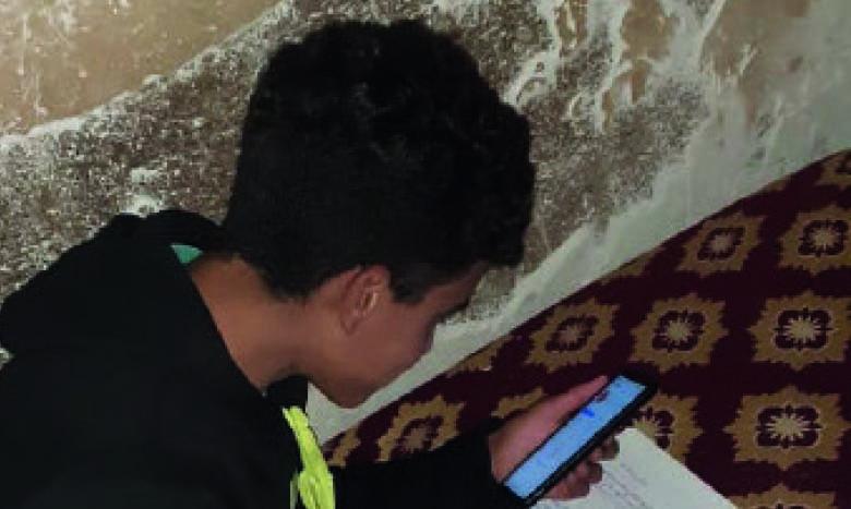 Des recharges e-learning pour lutter contre  la déperdition scolaire dans le milieu rural