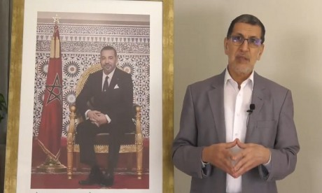 Crise: Le message du chef du gouvernement aux professionnels marocains