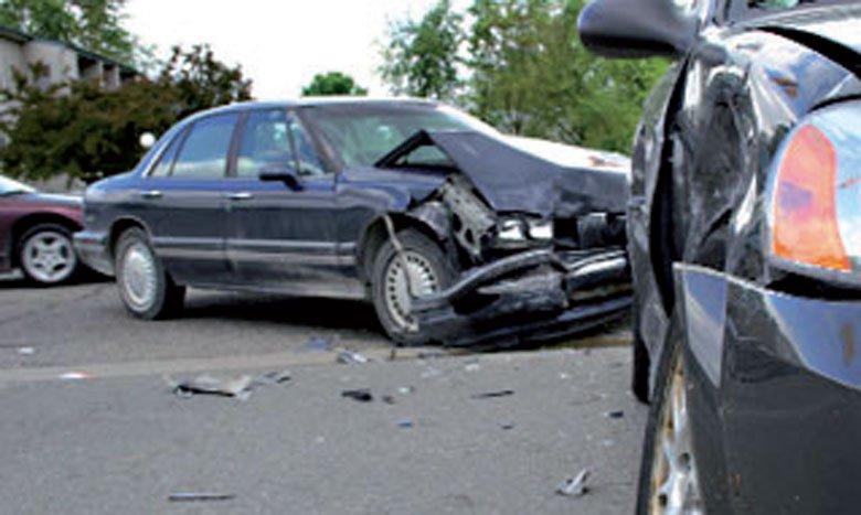 Accidents de la circulation : 5 morts et 521 blessés en une semaine