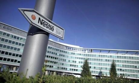 Les ventes de Nestlé progressent de 4,3% au premier trimestre