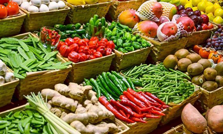 Perturbation des chaines d'approvisionnement en produits alimentaires