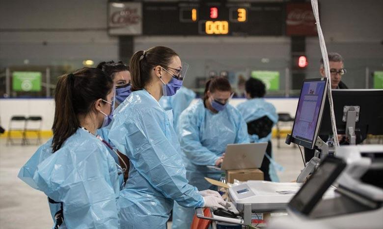 La recherche médicale pour lutter contre le coronavirus au Canada aide à la prise de décisions judicieuses et efficaces sur la voie de la guérison. Ph : DR