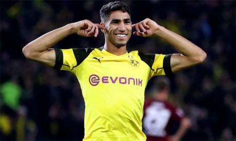 Achraf Hakimi et le Real sans contact depuis 2 ans, Dortmund et Chelsea  font le guet