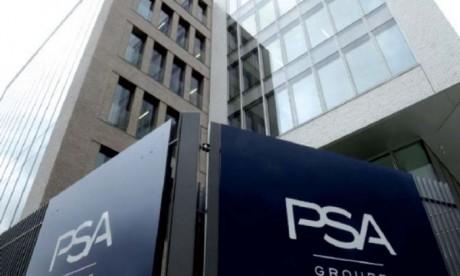 PSA  prépare son rebond après une chute des ventes au 1er trimestre