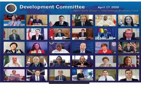 FMI-Groupe BM : Benchaaboun appelle à soutenir la relance économique
