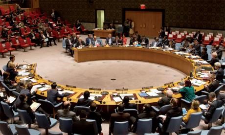Conseil de sécurité: Le processus des Tables rondes est la seule voie pour parvenir à une solution politique définitive au différend régional sur le Sahara marocain